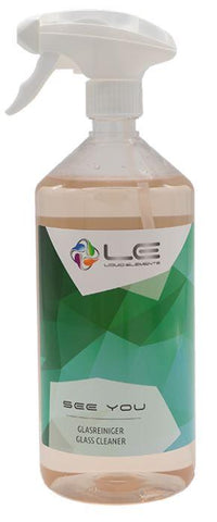 Liquid Elements - See You Glasreiniger 1000ml - ADVANTUSE - Autopflegeshop