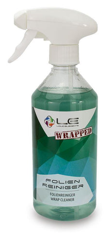 Liquid Elements - WRAPPED Folienreiniger/Trockenwäsche für folierte Autos - ADVANTUSE - Autopflegeshop