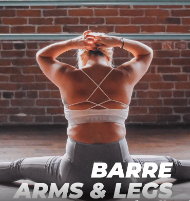 Barre Arms & Legs with @rhythm.and.beet.collective