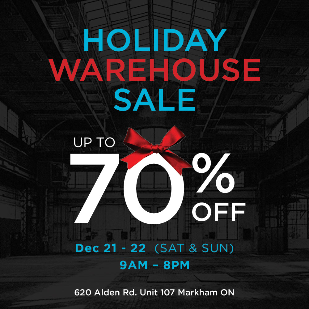 Holiday Warehouse Sale