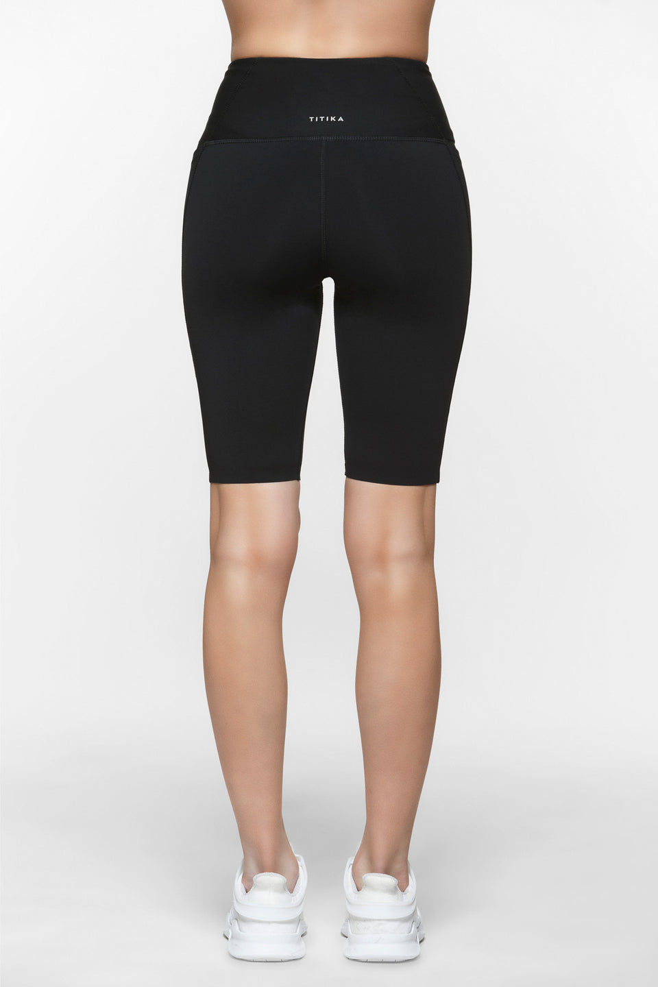 Compress Knee Cropped Legging