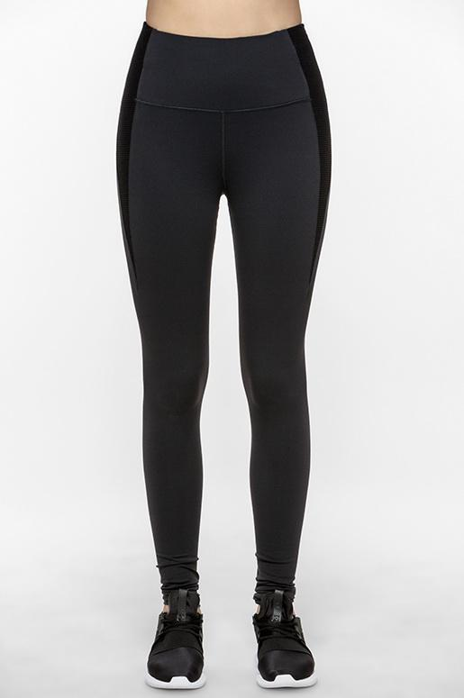 Accordion High Waisted Leggings