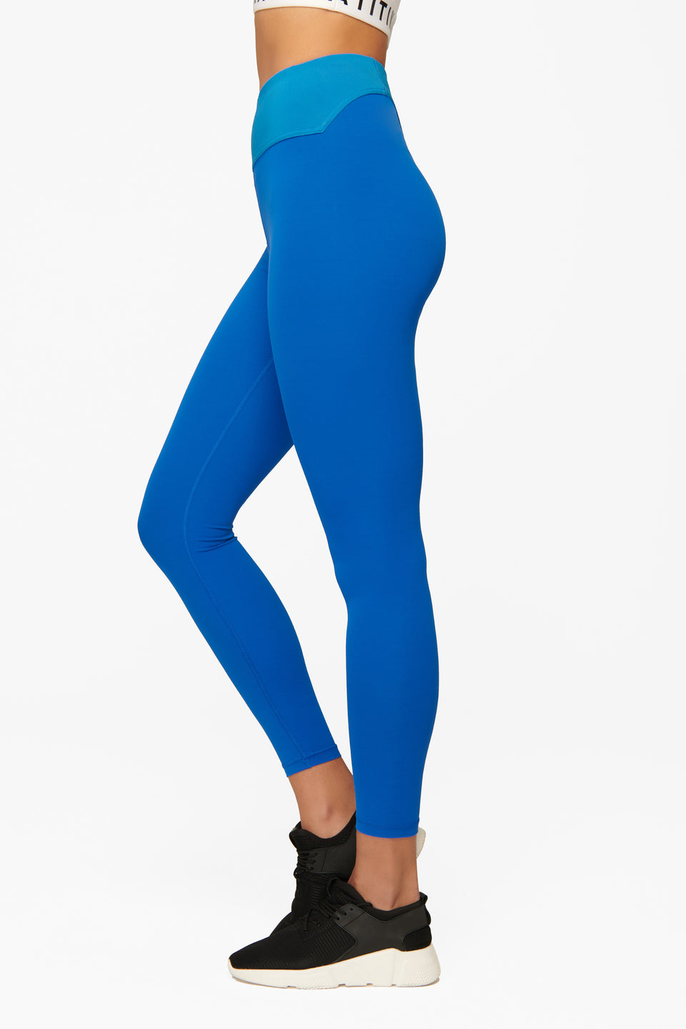 Peach Performance Leggings