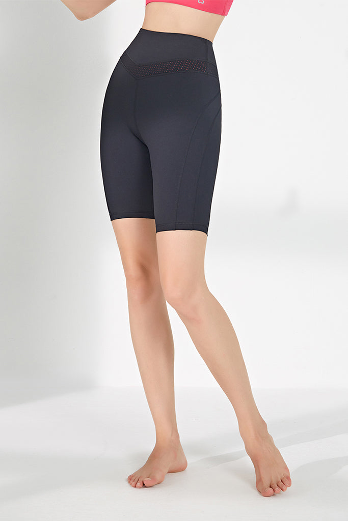 Mesh Short Bike Legging