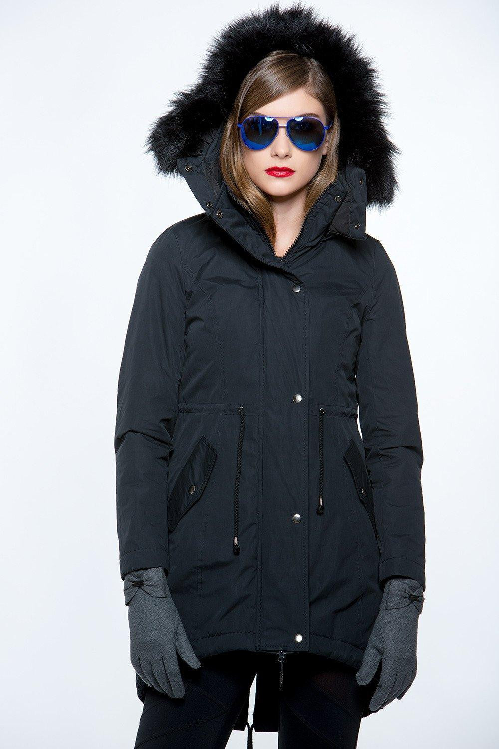 Fox Parka - FINAL SALE