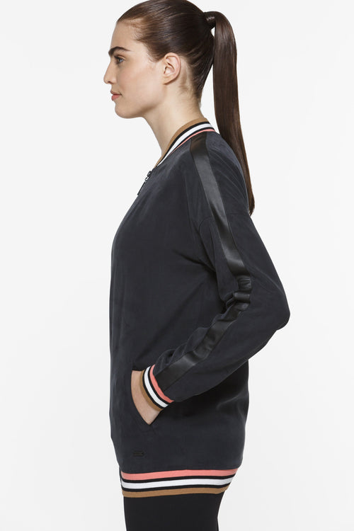 Evan Bomber Jacket