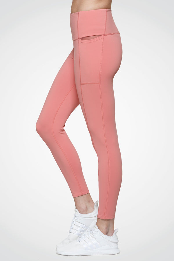 Compress Crop Legging