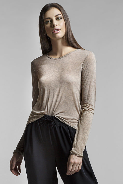Laurie Long Sleeve Top