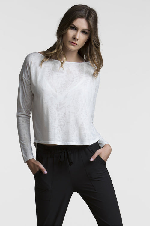 Alina Long Sleeve Top