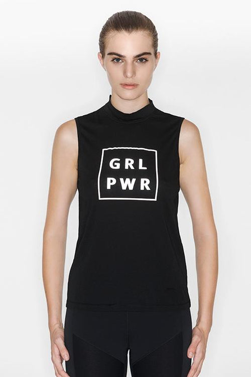 Power Graphic Tank