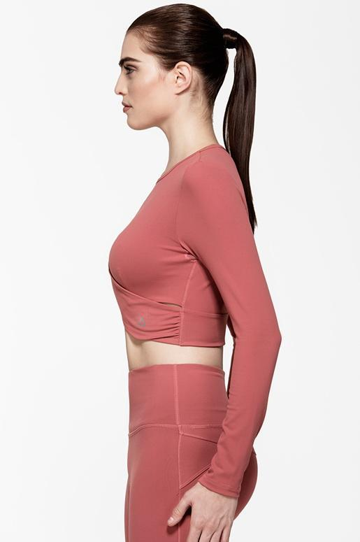 Estrella Long Sleeve  Top, Long Sleeve Tops, TITIKA ACTIVE