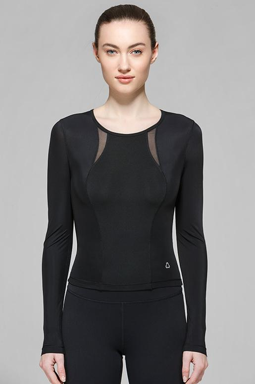Carine Long Sleeve Top