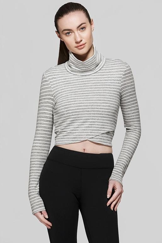 Dany Cropped Long Sleeve