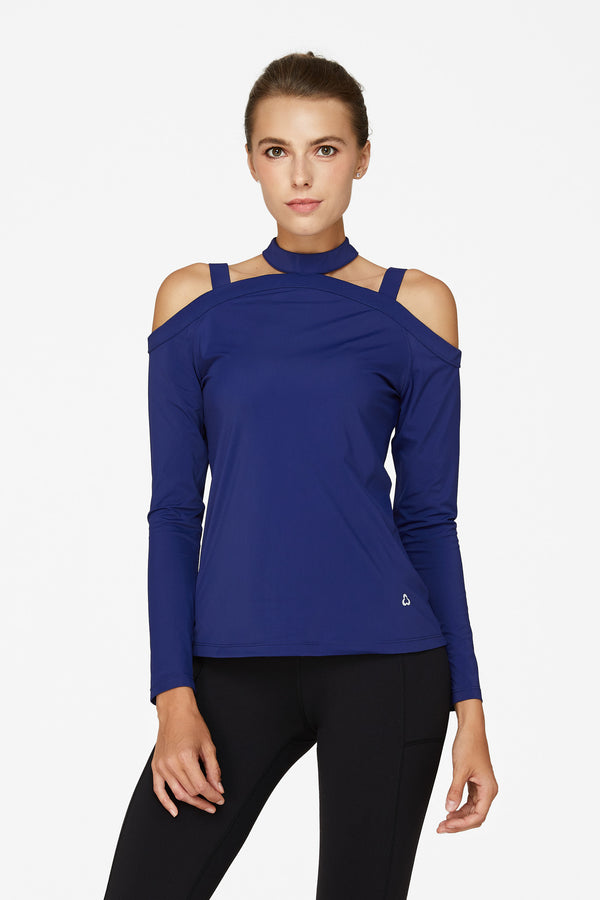 Carmela Long Sleeve Top