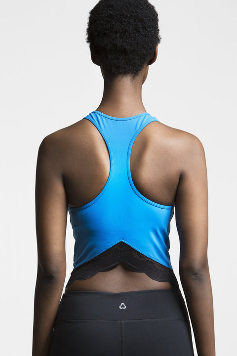 Blakeli Cropped Training Tank