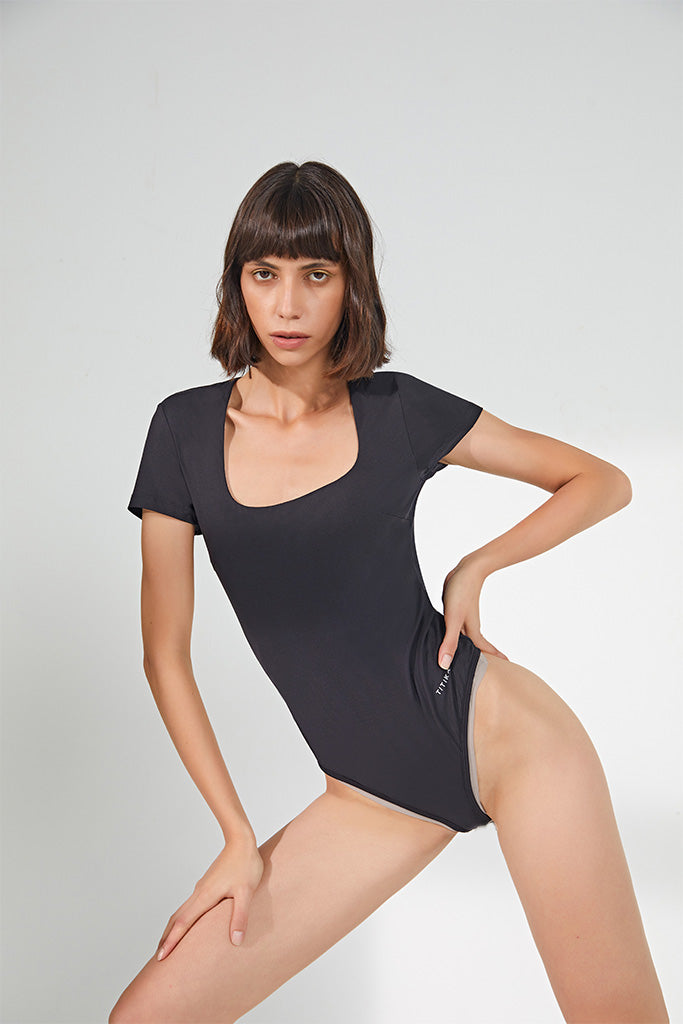 Patti Short Sleeve Bodysuit