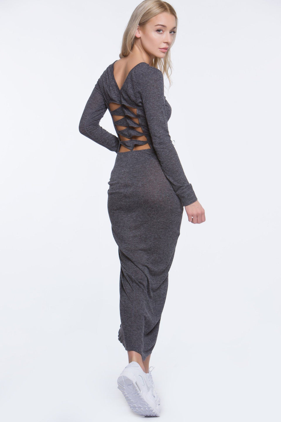 Jaffa Cut-Out Dress
