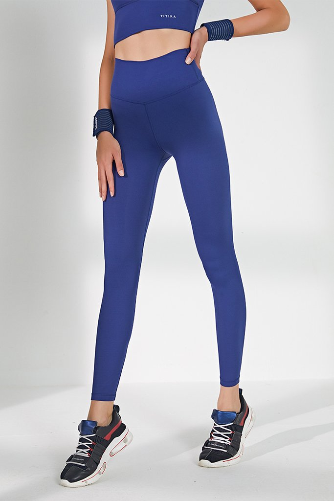 Zero Touch Crop Legging 25""