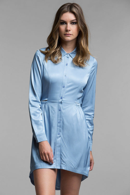 Juliette Button-Up Dress
