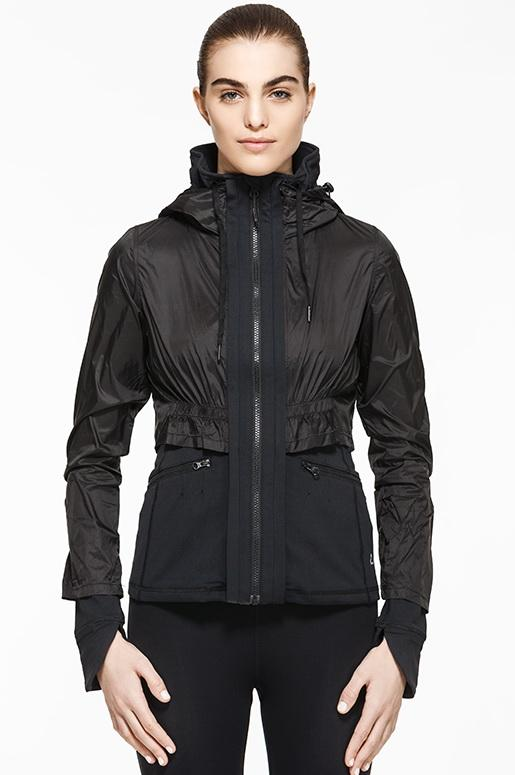 Marathon Jacket - Black