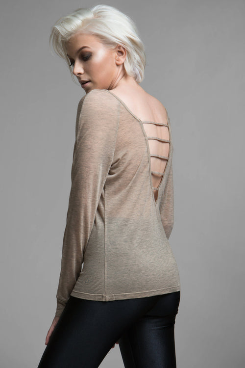 Valerie Long Sleeve Top