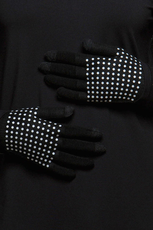 Reflective Tech Friendly Gloves