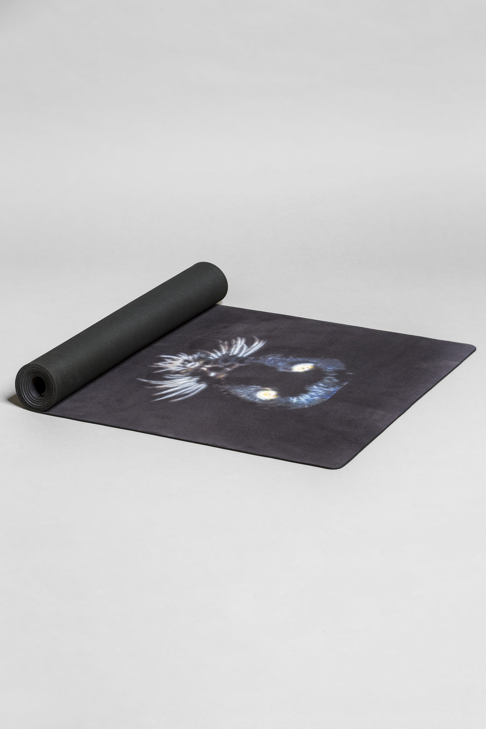 Velvet Hot Yoga Mat