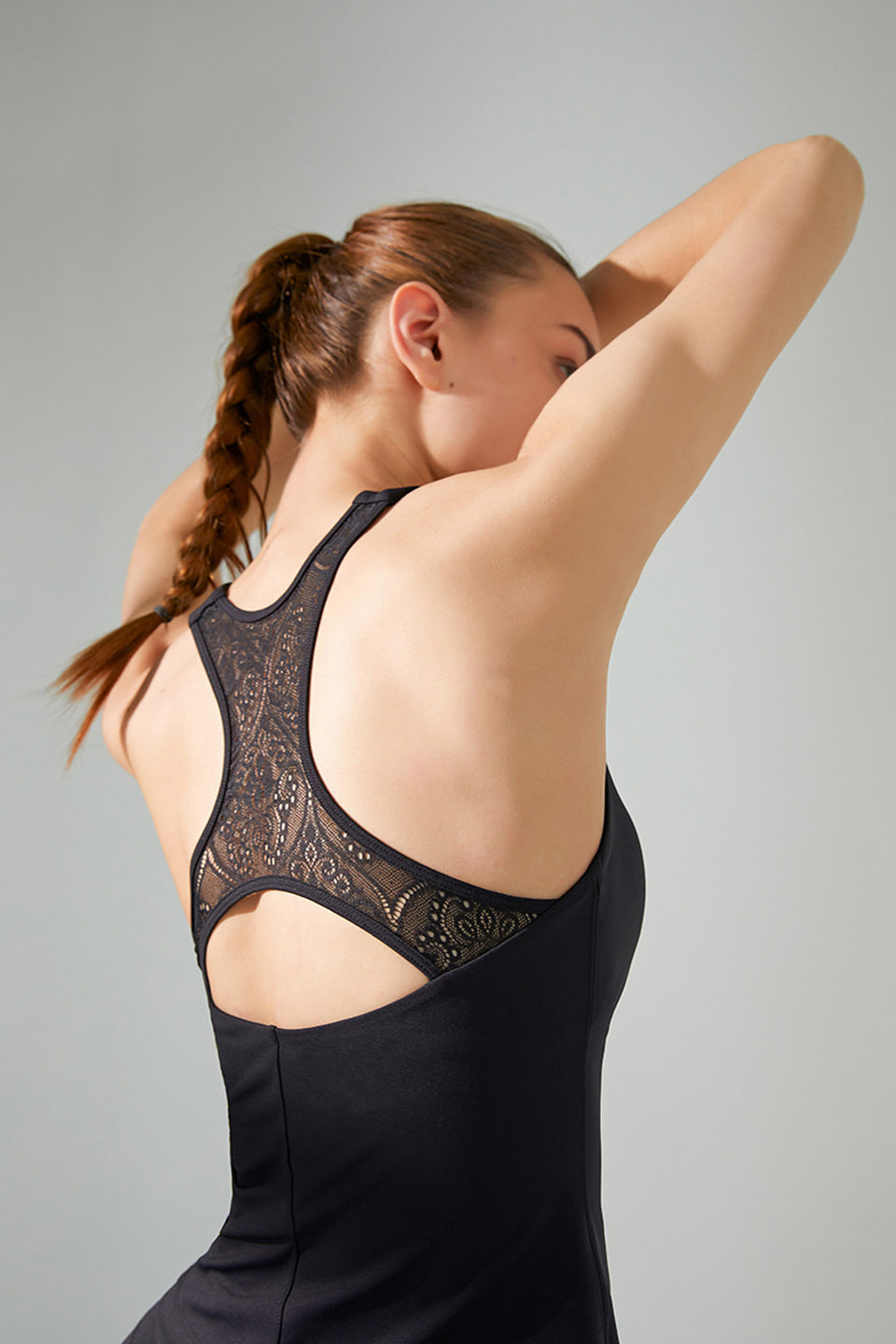 Lace Racer Tank