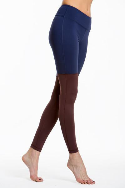 Blocked Performance Legging