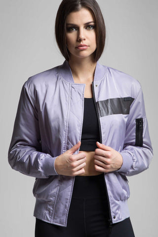 Billie Vegan Aviator Bomber