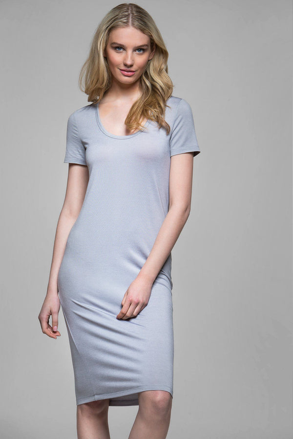 Caitlee Short Sleeve Dress