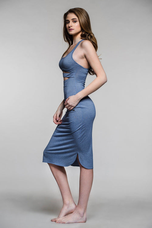 Ellisha II Cut-Out Dress