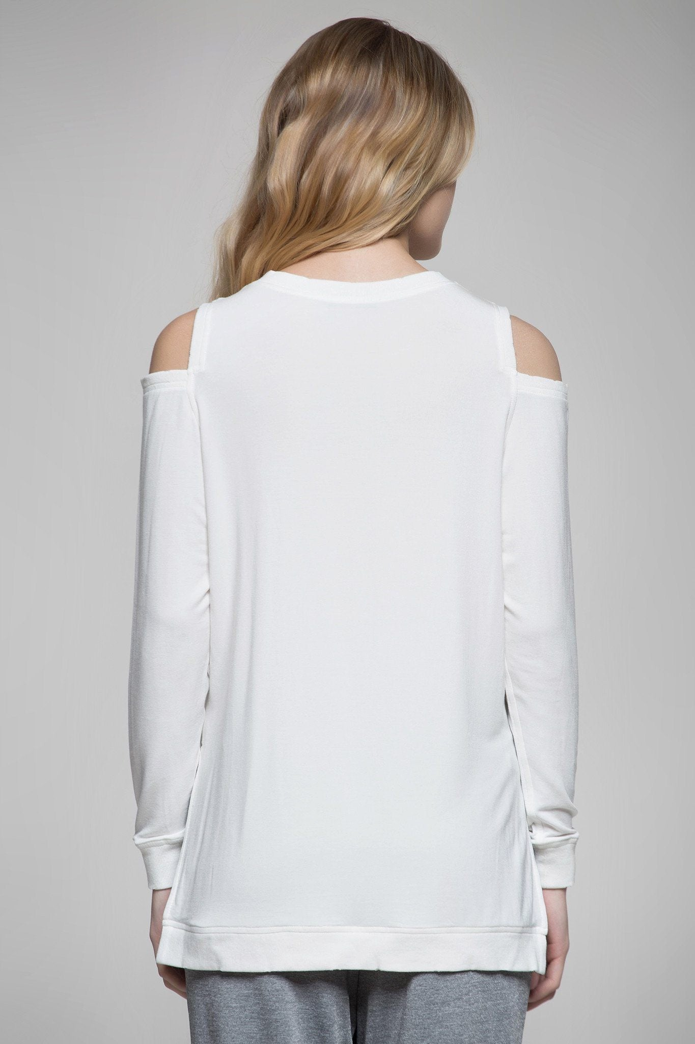 Blanche Cut-Out Sweater
