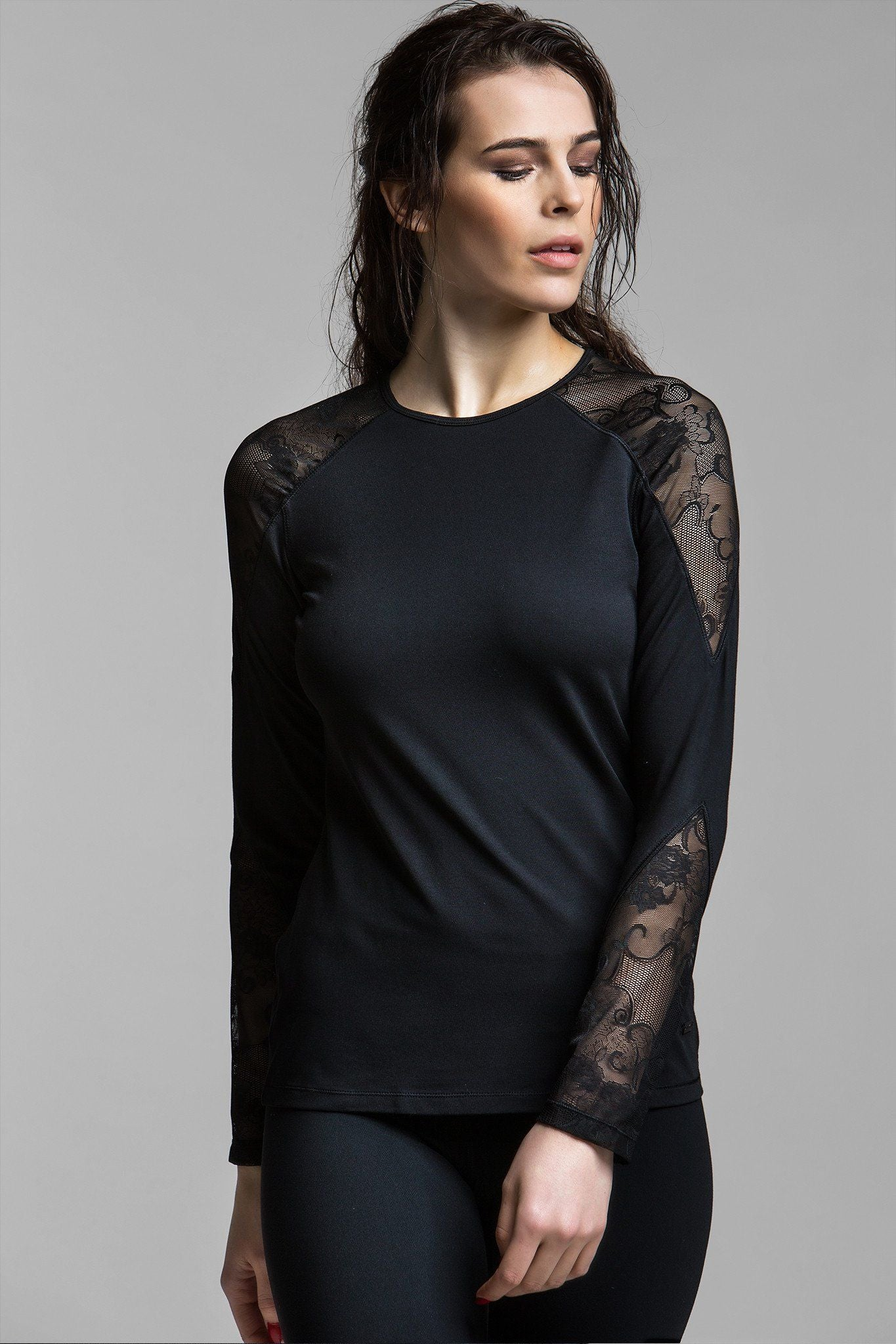 Desdemona Long Sleeve Training Top