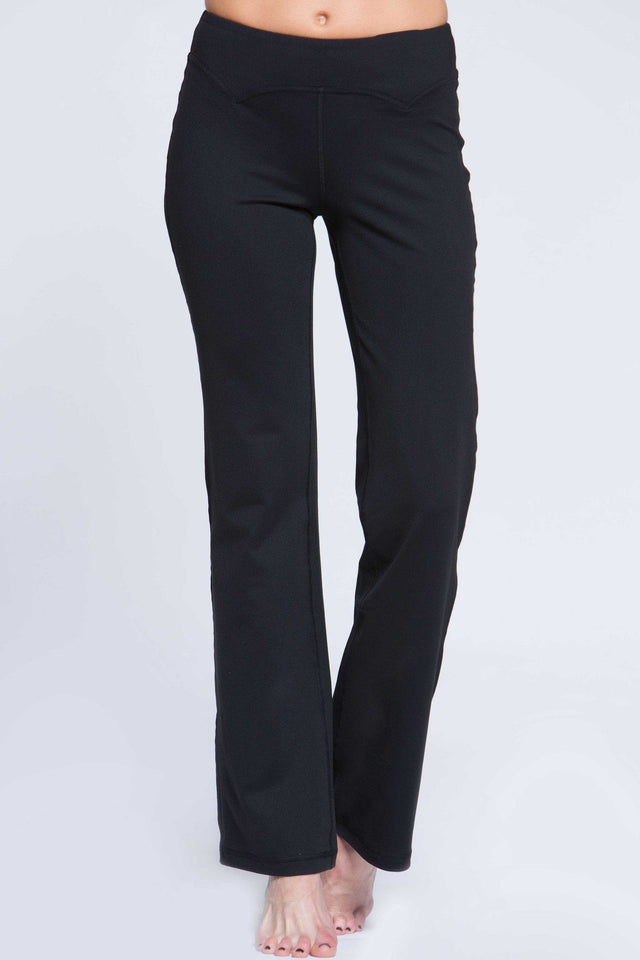 Donna Boot-Cut Yoga Pant