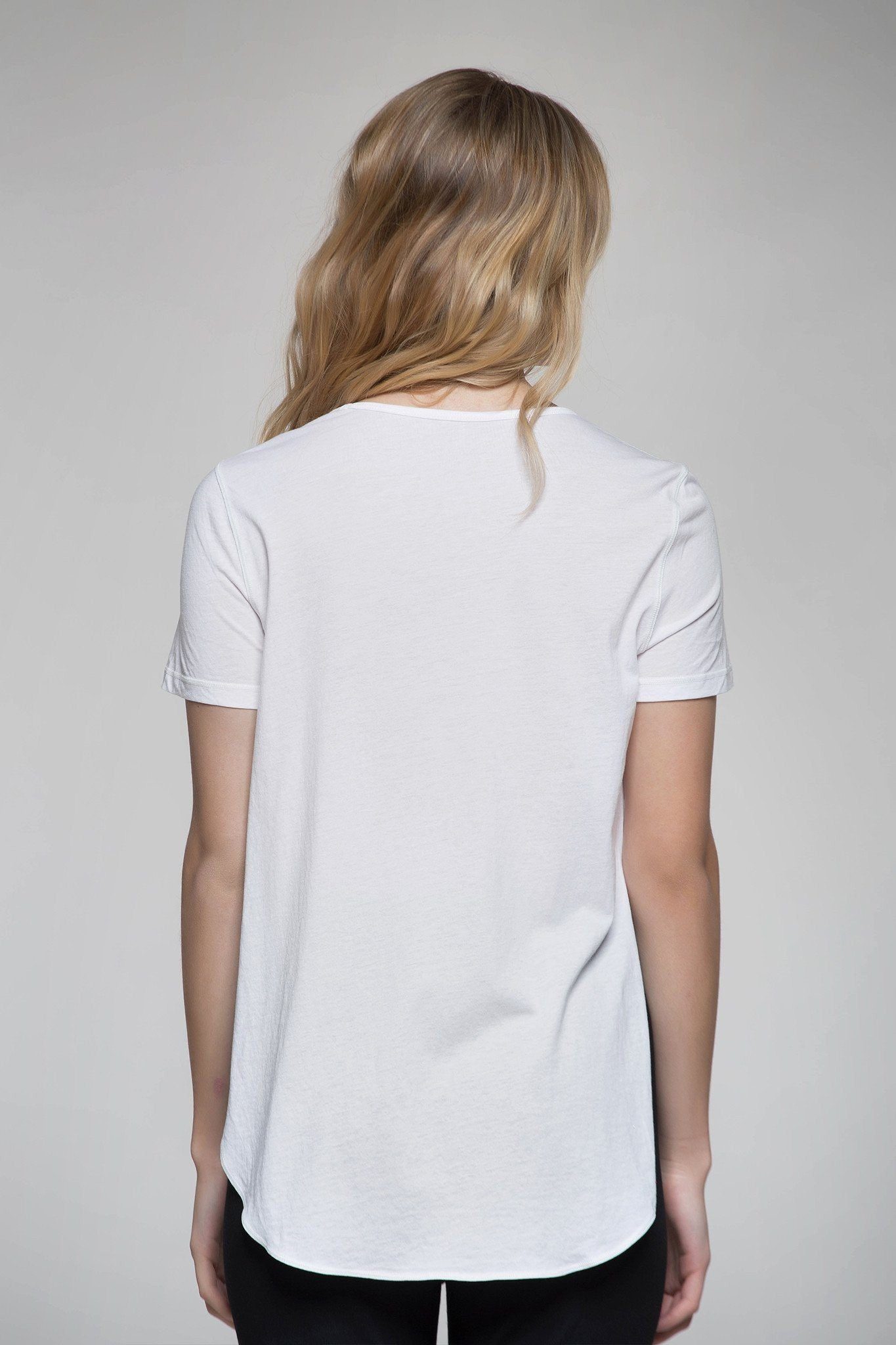 Equal Short Sleeve Top