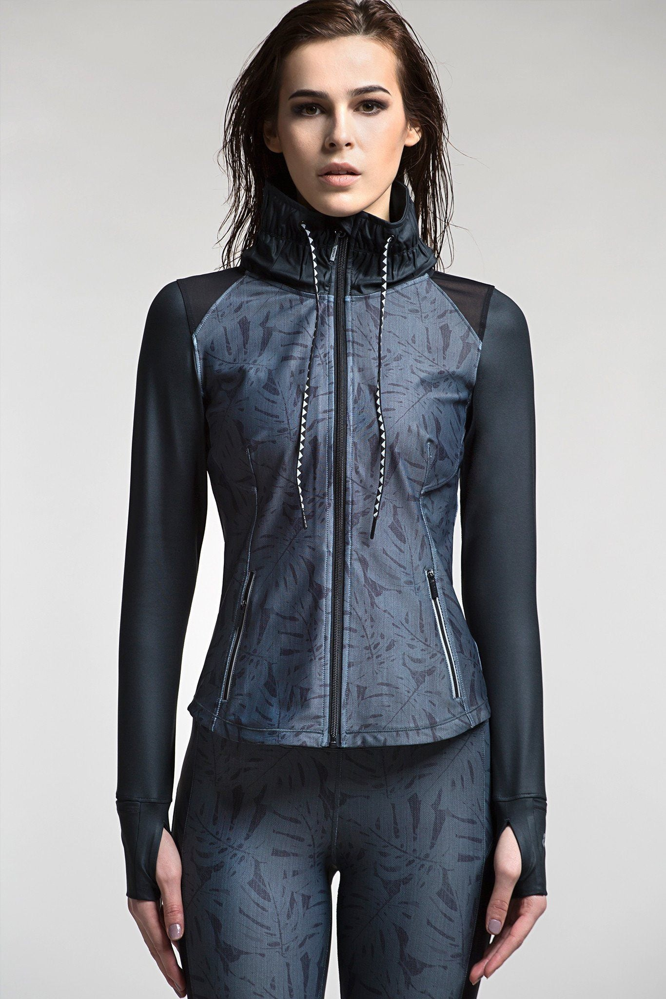 Ginny Zip-Up Jacket