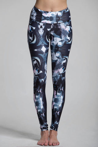 Lucky Graphic Article Print Leggings