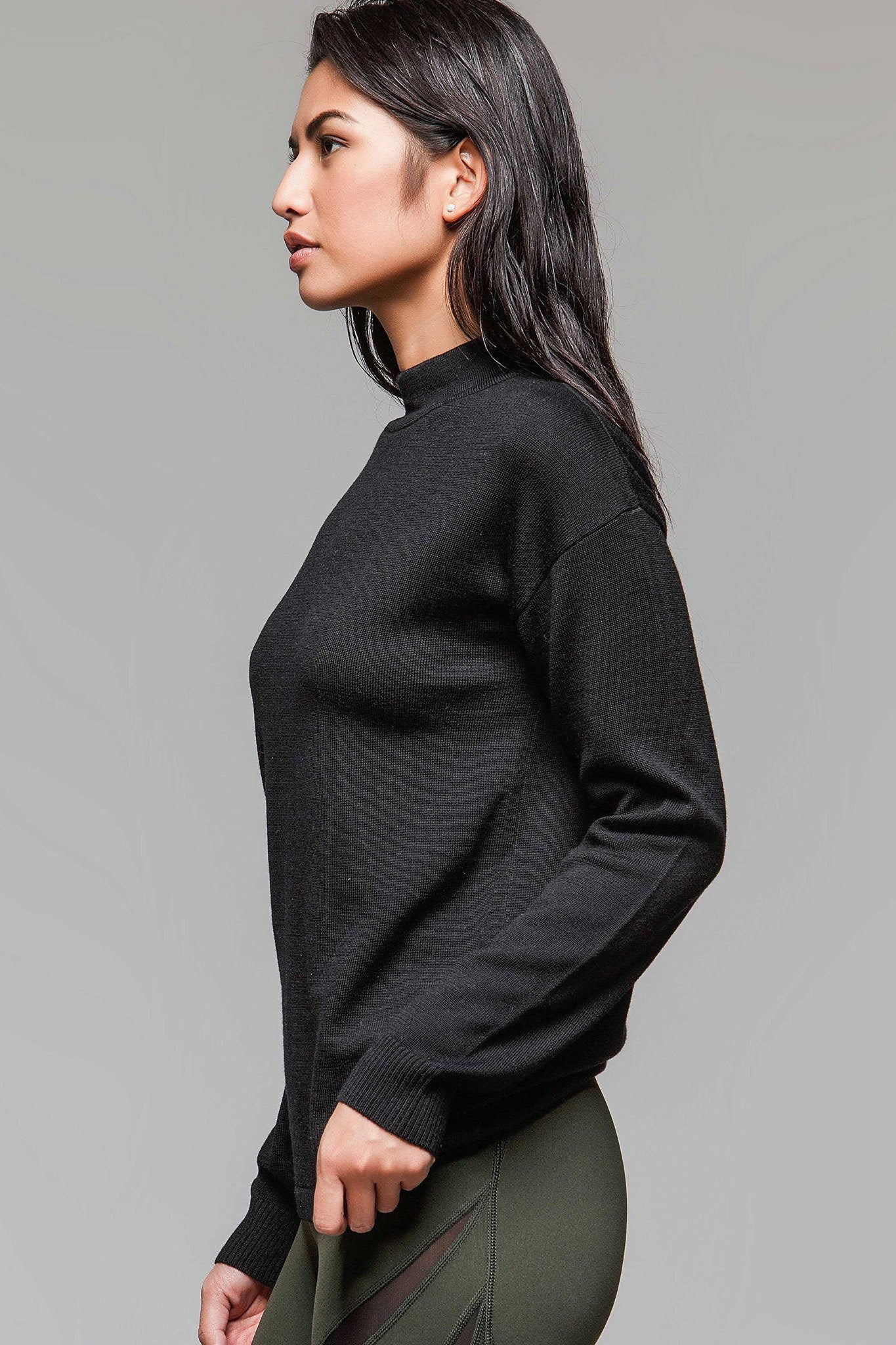 Strapped II Wool Sweater