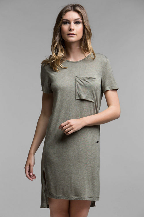 Zane T-Shirt Dress