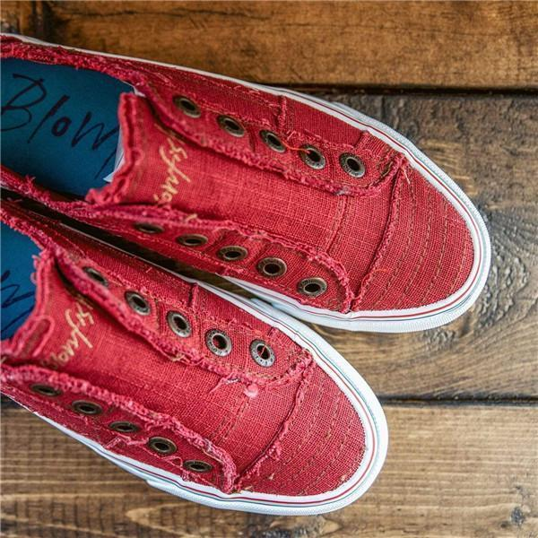 Mokashoes Jester Red Play Sneaker