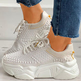 Mokashoes Rivet Casual Muffin Sneakers
