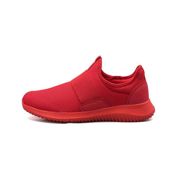 Mokashoes Mesh Low-Cut Upper Slip On Sneakers