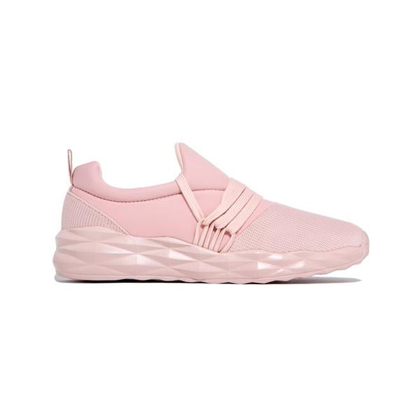 Mokashoes Women's Lace-Up Slip-On Lightly Sneakers