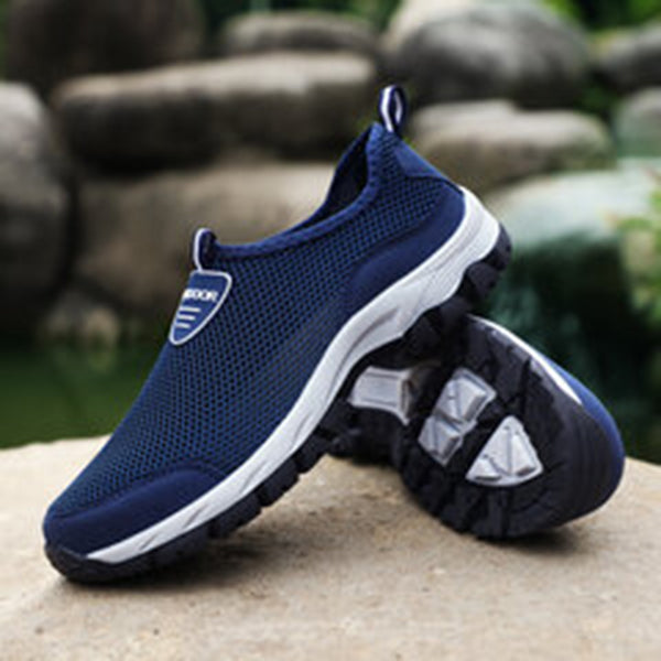 Mokashoes Mesh Outdoor Casual Hiking Sneakers