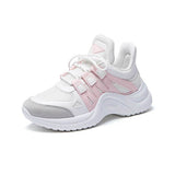 Mokoshoes Women Athletic Hit Color Sneakers