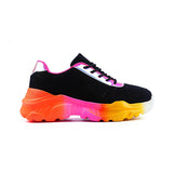 Mokashoes Colorful Platform Sneakers