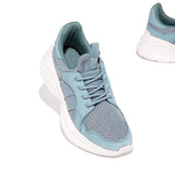 Mokoshoes Summer Breathable Lace-Up Sneakers