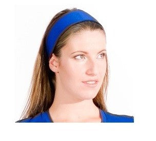 Wide bamboo headband