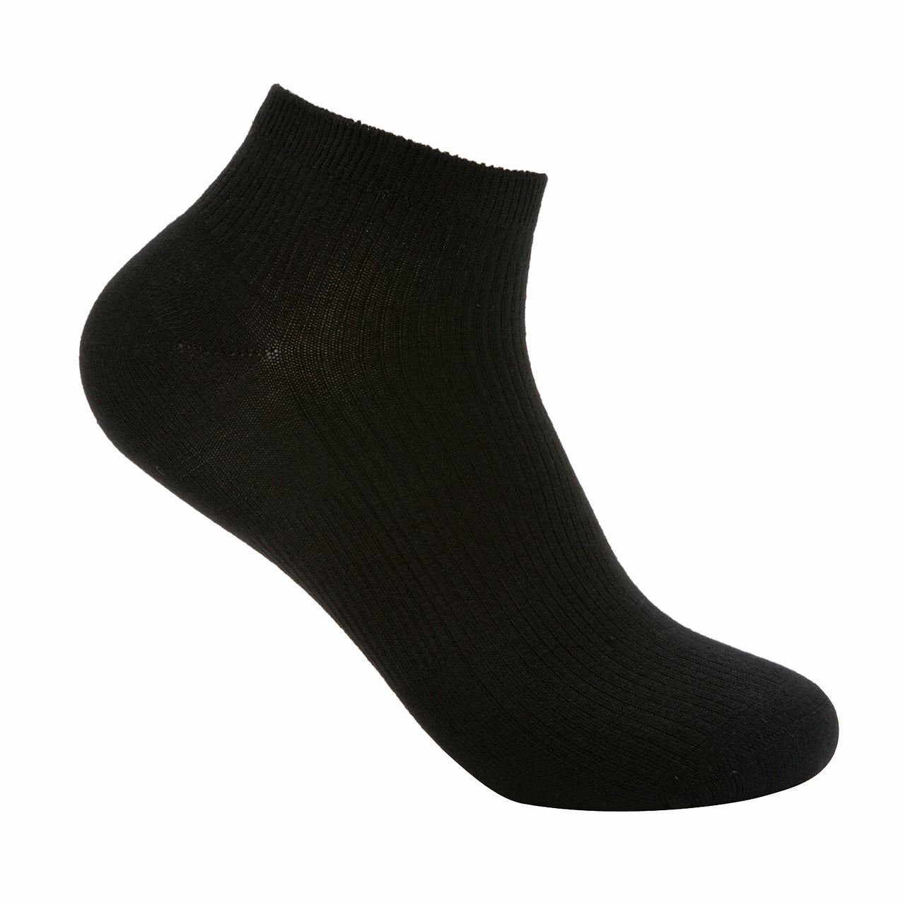 Hiltech Ankle Socks 2 Pack - Black/White